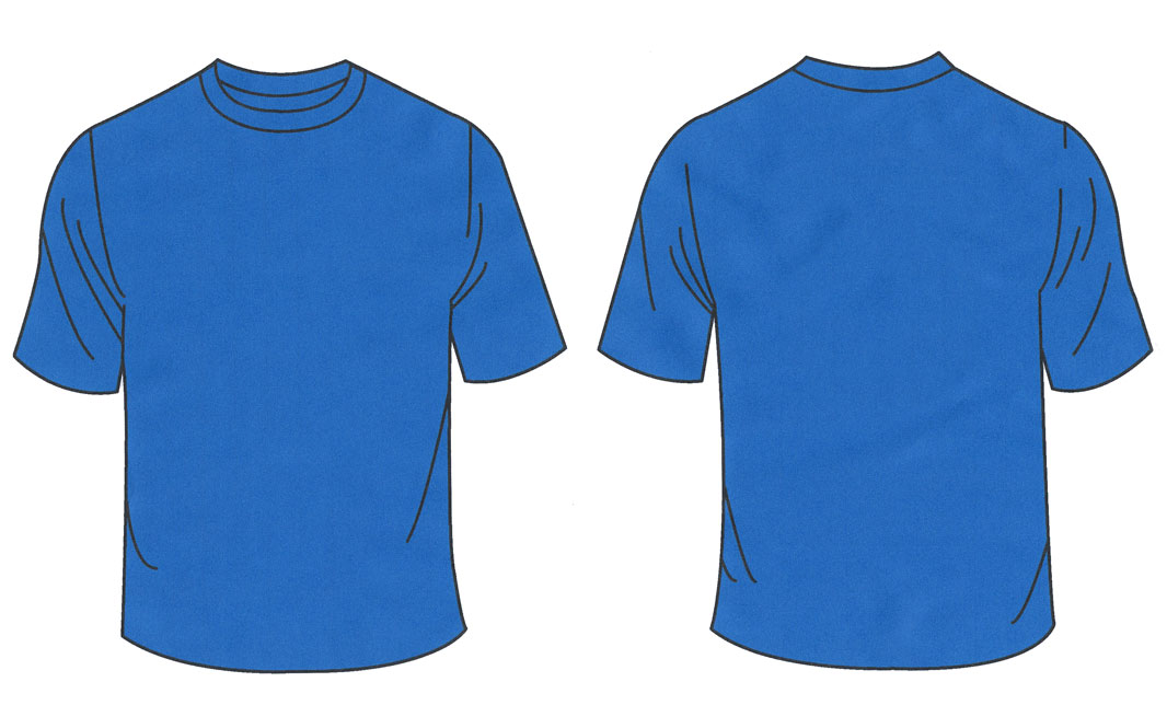 Imagine BLUE peace symbols T-Shirt 2 This basic t-shirt features a relaxed fit for the female shape. Made from % cotton, this t-shirt is both durable and soft - a great combination if you're looking for that casual wardrobe staple.