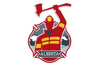 Alberta Volunteer Firefighters